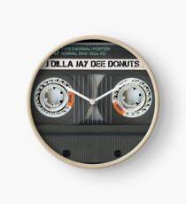 J Dilla Mixtape Clock
