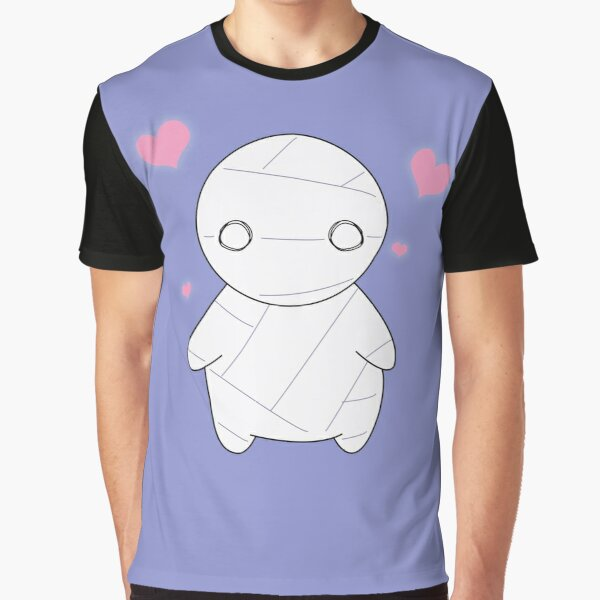 Mummy-kun Graphic T-Shirt