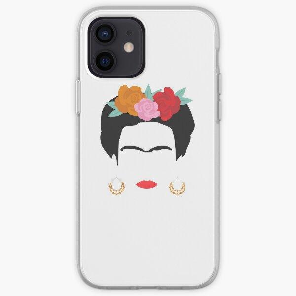 Kahlo Funda blanda para iPhone