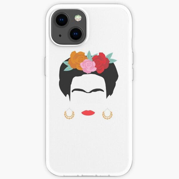 Kahlo Coque souple iPhone