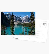Banff National Park, Moraine Lake Postcards