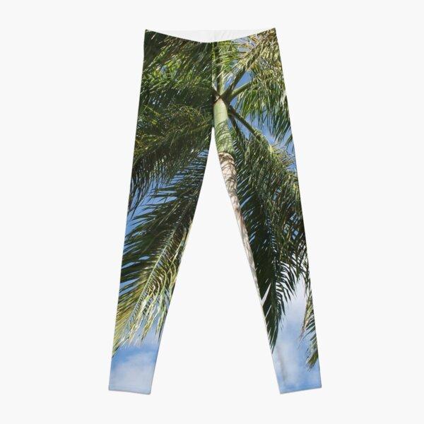 Big palm Leggings