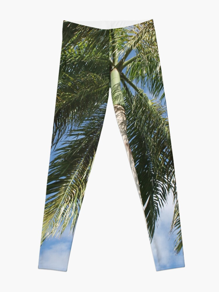Alternate view of Big palm Leggings