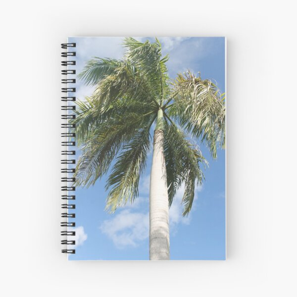 Big palm Spiral Notebook