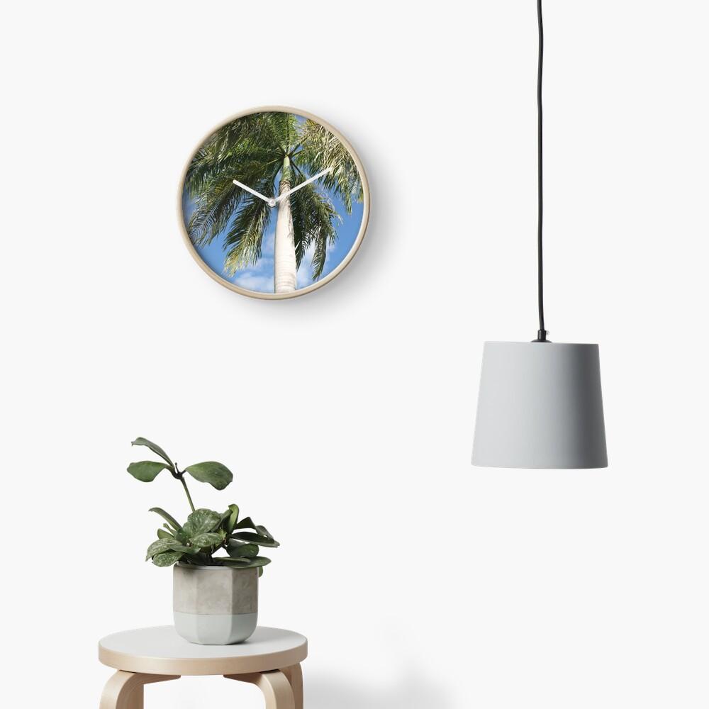 Big palm Clock