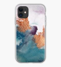 Abstract Birth iPhone Case