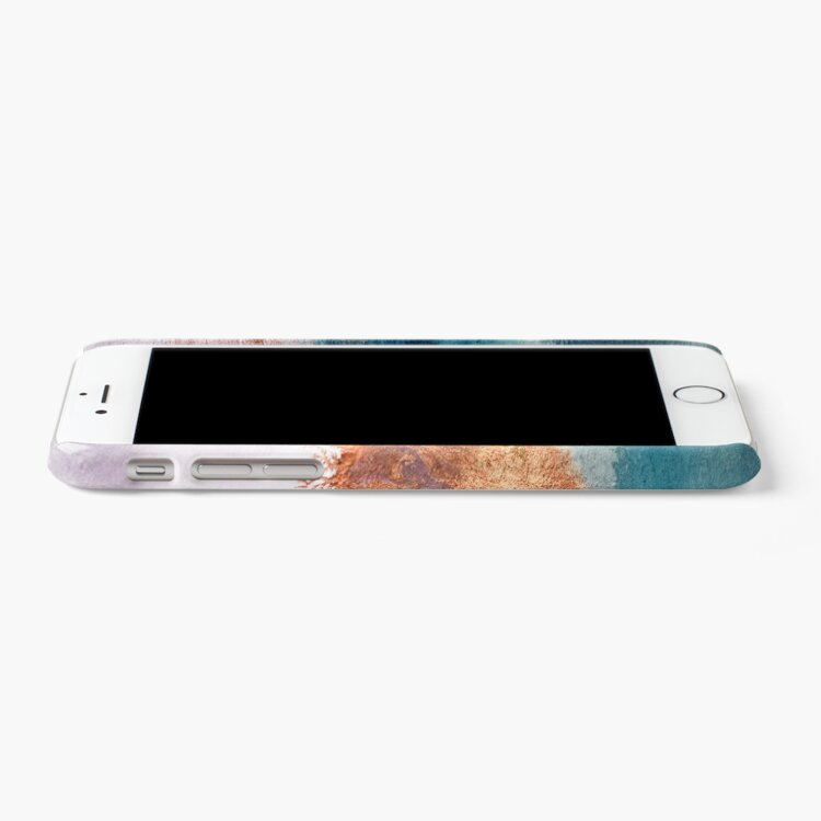 Alternate view of Abstract Birth iPhone Case & Cover
