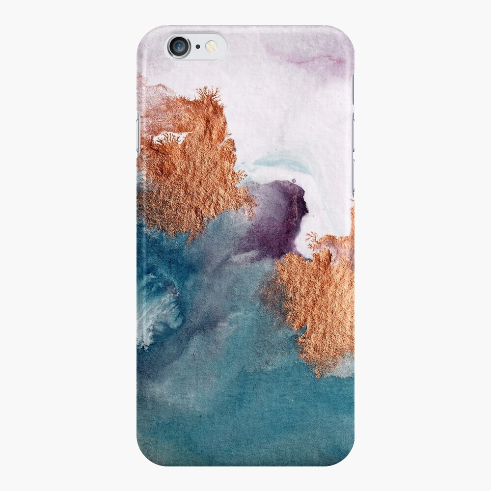 Abstract Birth iPhone Case & Cover