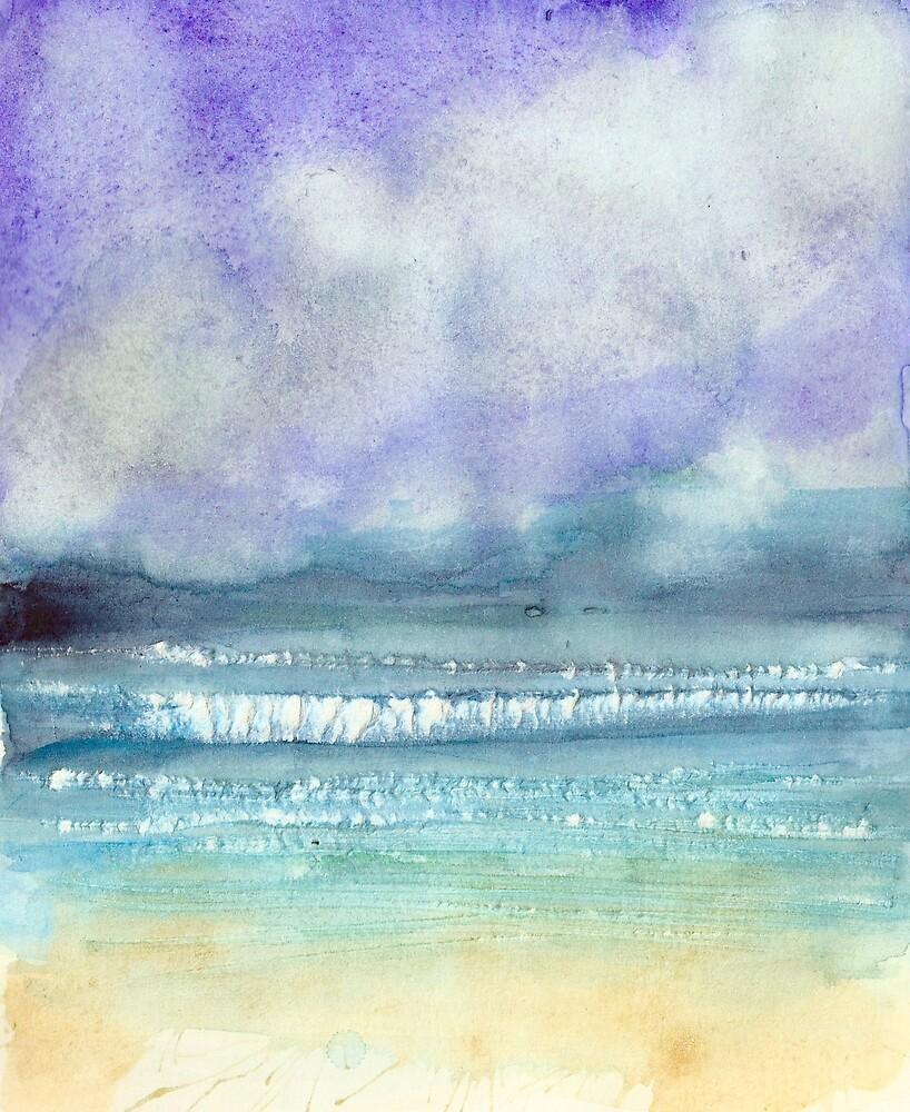 Towards St Ives II by Manda Ward