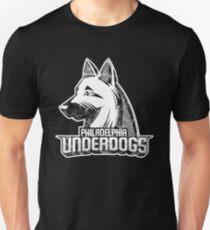 Philadelphia underdogs Unisex T-Shirt