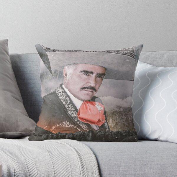 Vicente Fernandez - Recultura 009 Throw Pillow