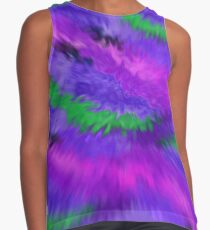 Purple Waves, Purple Waves Contrast Tank