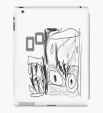 MOUTH WINS THE LOTTO iPad Case/Skin