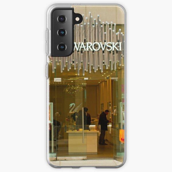 Swarovski Samsung Galaxy Soft Case