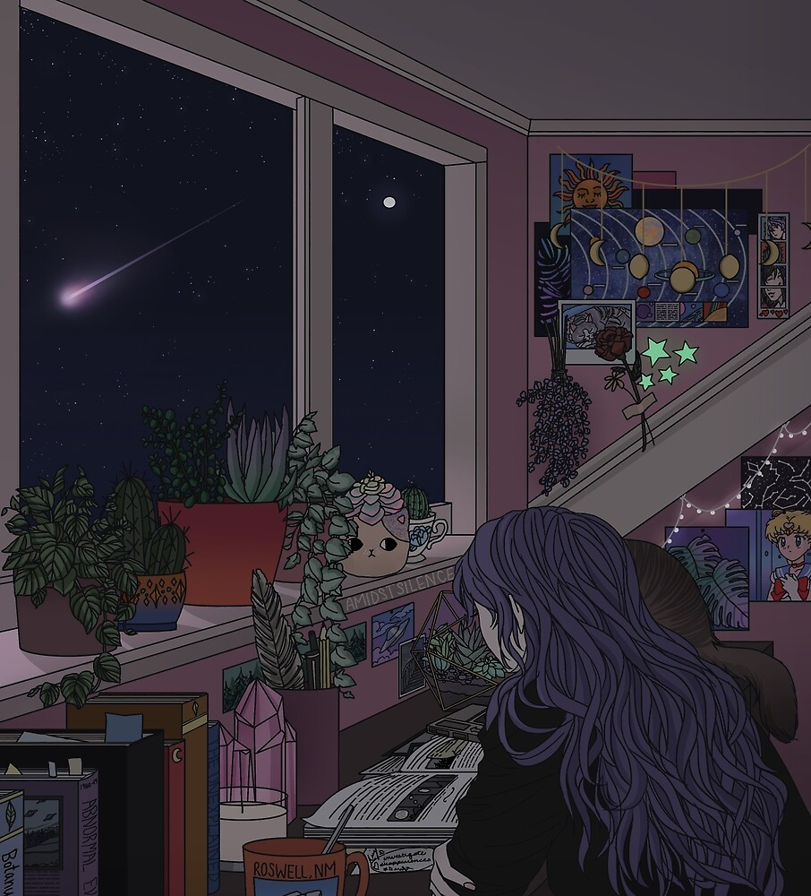 Quiet Night, Quiet Stars  by Kelsey Smith