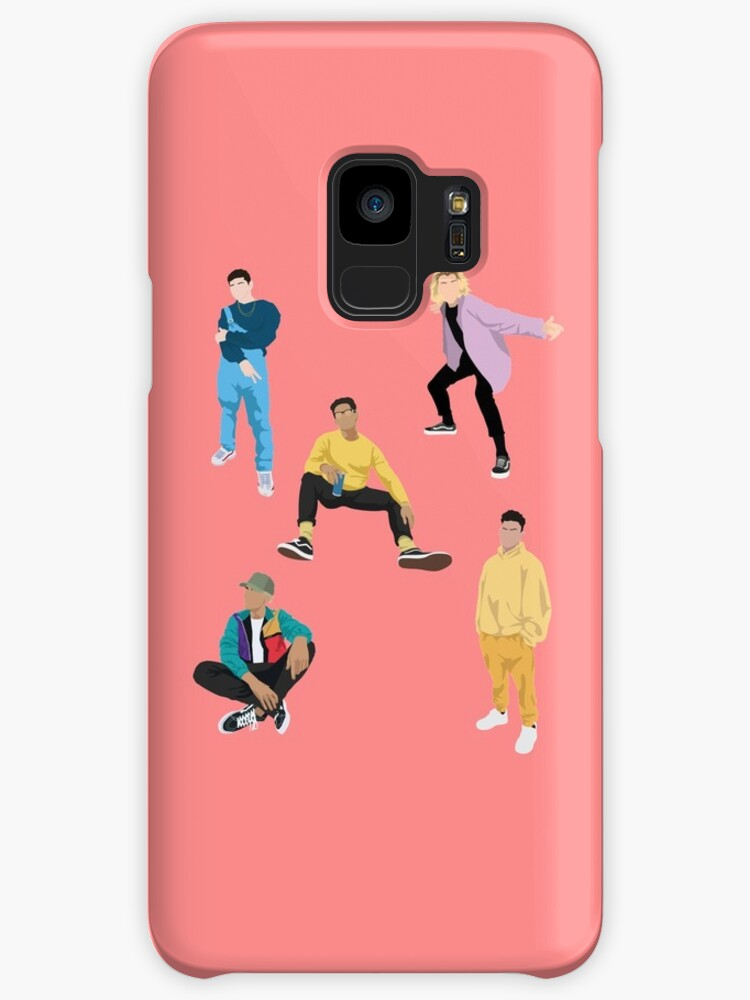 PRETTYMUCH SAMSUNG CASE by sweetwear