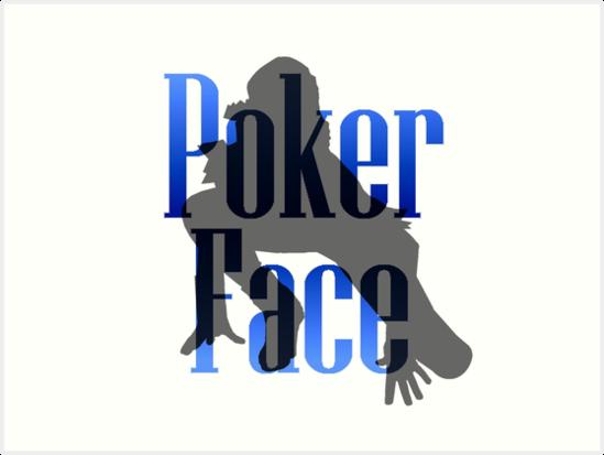 New Poker Face - Version 1 by miijojo1994
