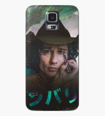 Enrique Bunbury - Recultura 004 Case/Skin for Samsung Galaxy