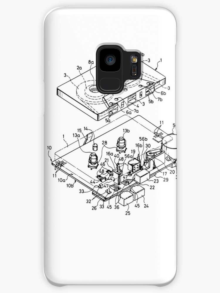 Sony Walkman Blueprint Cases Skins For Samsung Galaxy By Notional