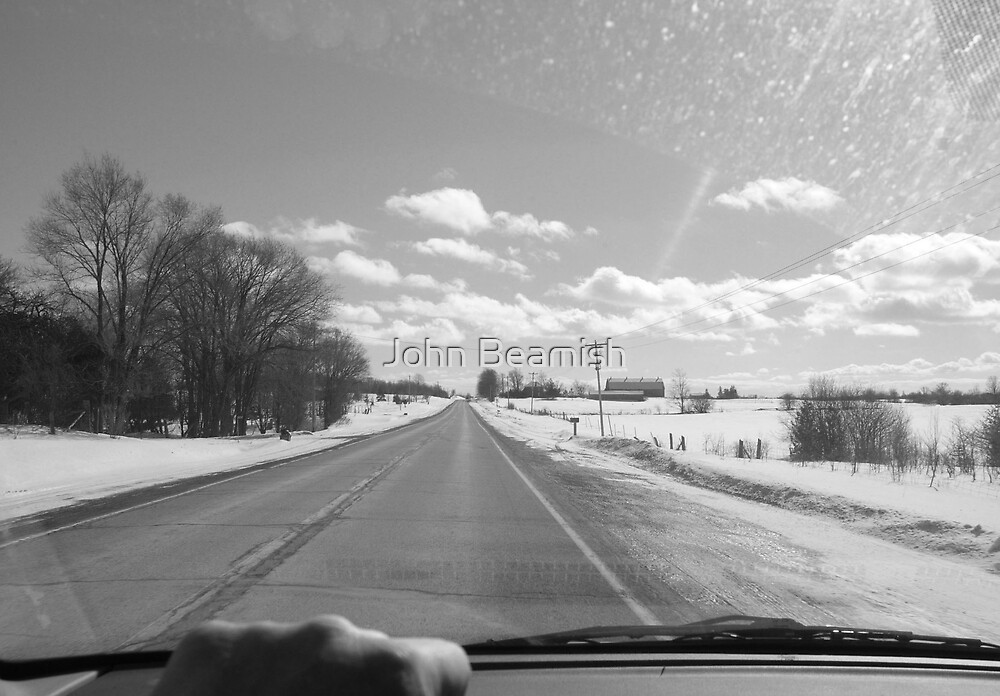 That Long Lonesome Road by John Beamish