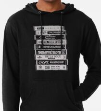 Hip Hop Tapes Leichter Hoodie