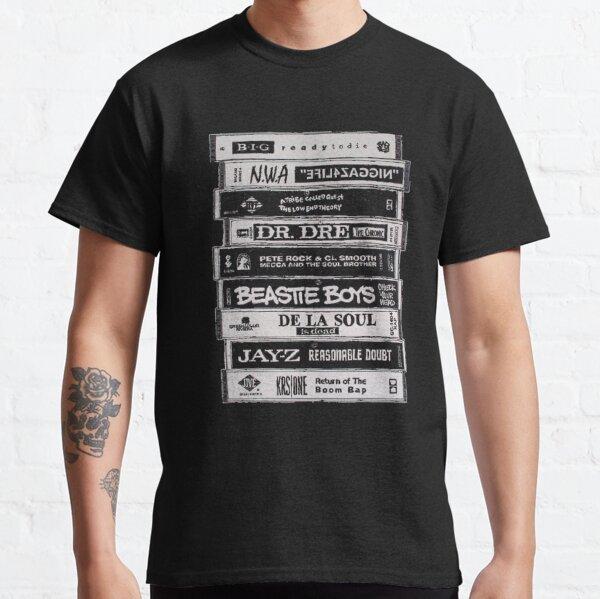 Hip Hop Tapes Classic T-Shirt