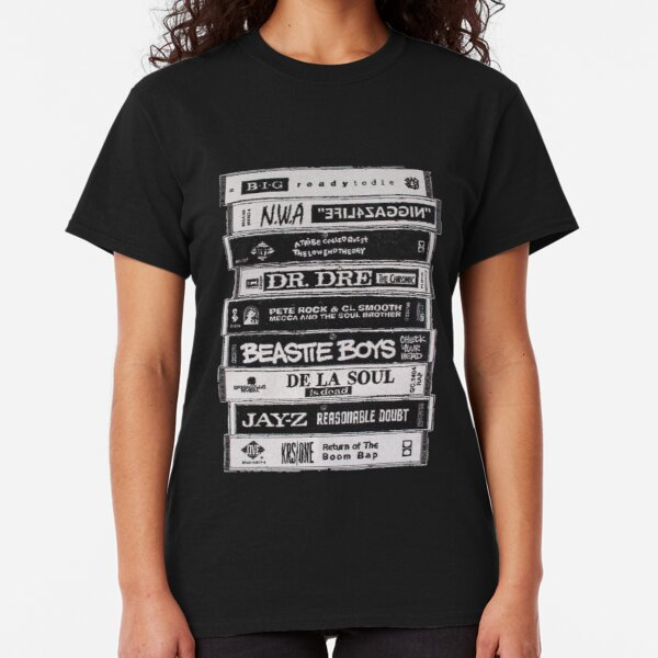 Hip Hop Tapes Classic T-Shirt