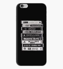 Hip Hop Tapes iPhone Case
