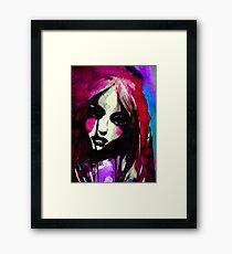 Dark Child Framed Print