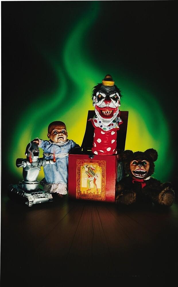Demonic Toys by MrTartBottom