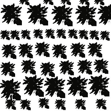 Black Snowflakes  by GTOWNNINJA