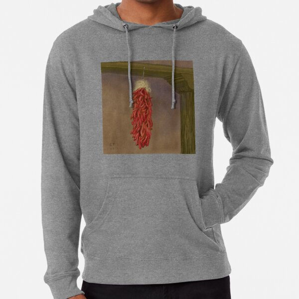 New Mexico Ristra  Lightweight Hoodie