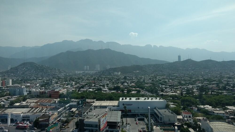 Monterrey city by Tomjuarez2