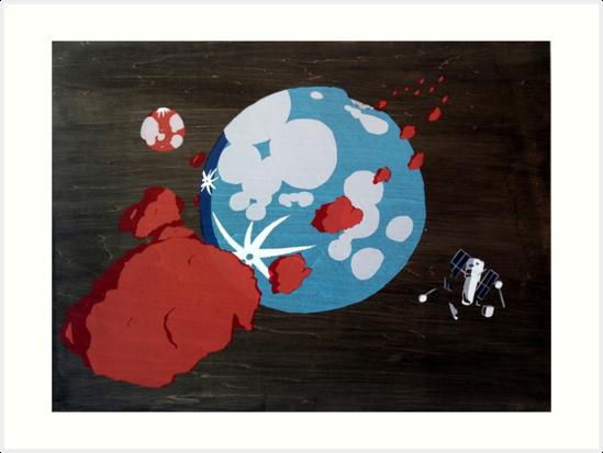 Broken Moon by MichelleArnold