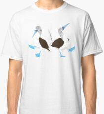 Blue-Footed Booby Classic T-Shirt