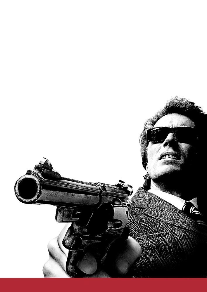 Dirty Harry by MrTartBottom