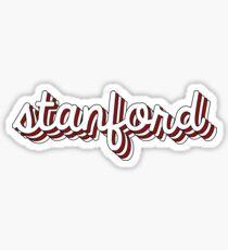 Stanford Chill Sticker