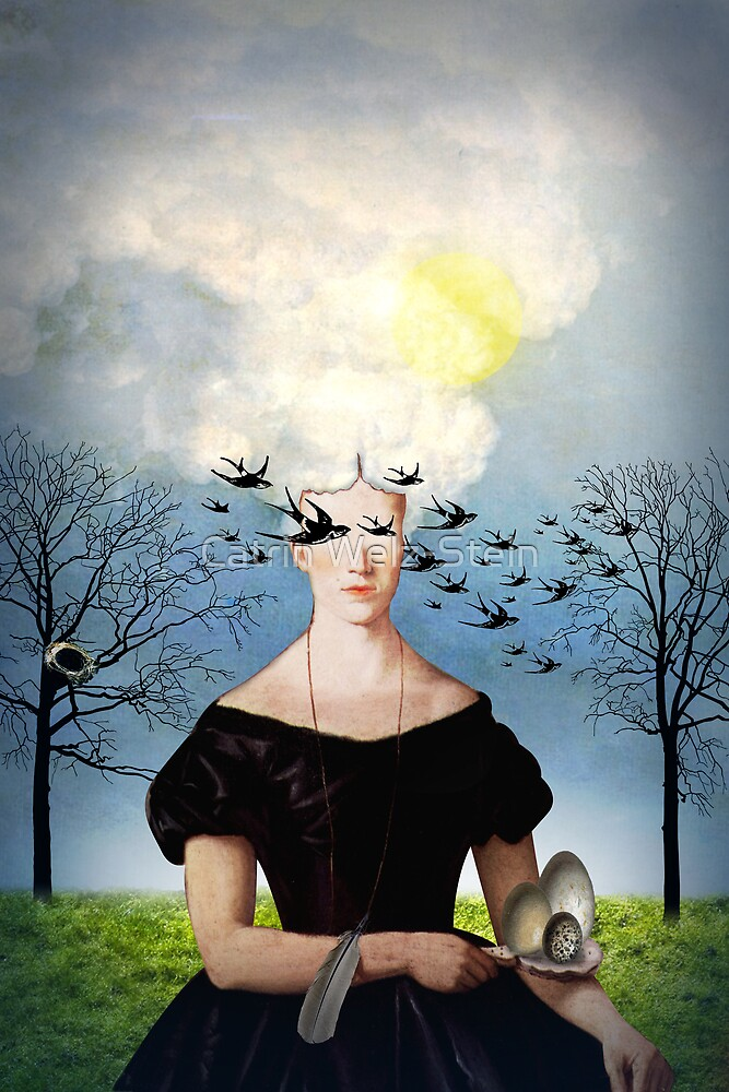The prey by Catrin Welz-Stein