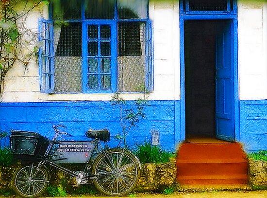 Rural Kenyan Post Office by glink