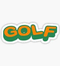 GOLF WANG LOGO | Tyler The Creator Sticker