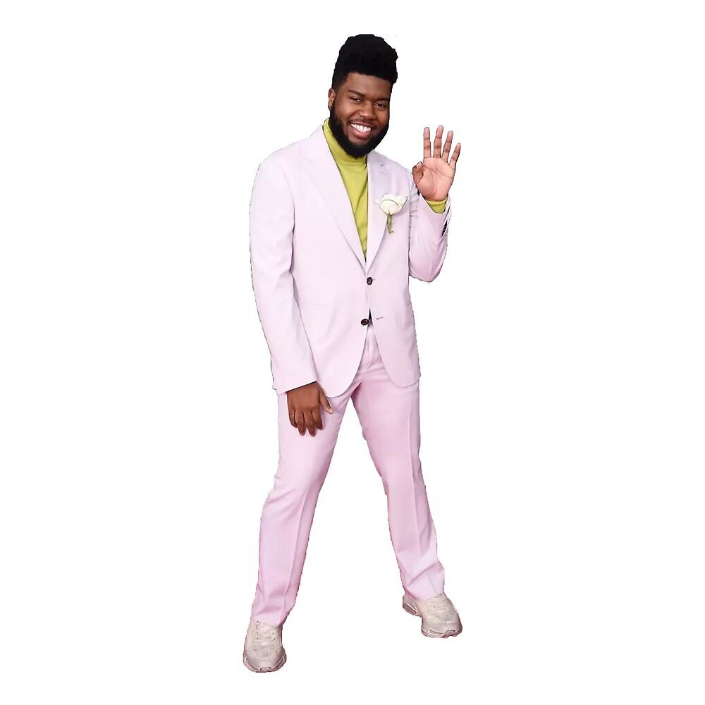 Khalid Grammys Suit by hjg15