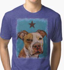 American Pit Bull Tri-blend T-Shirt
