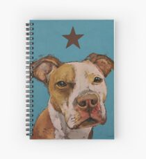 American Pit Bull Spiral Notebook