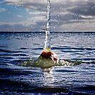 Water Sculpture 3 by Alex Preiss