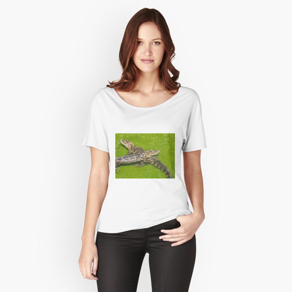 Alligators Women's Relaxed Fit T-Shirt Front