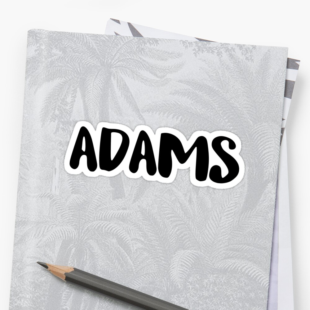 Adams by FTML