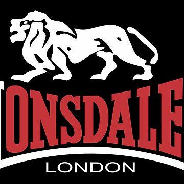Lonsdale London Merchandise by JesusCline