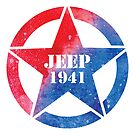Jeep 1941 by BluAnchor