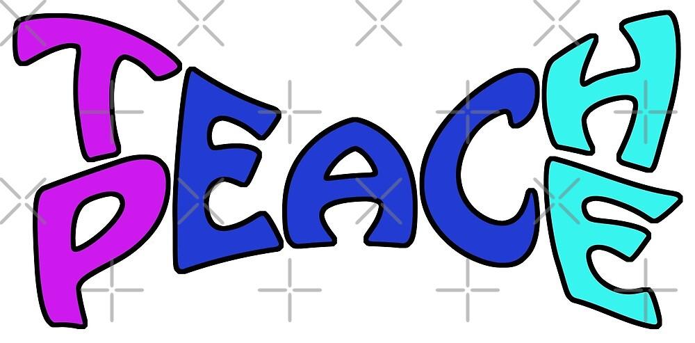 Teach Peace by litmusician