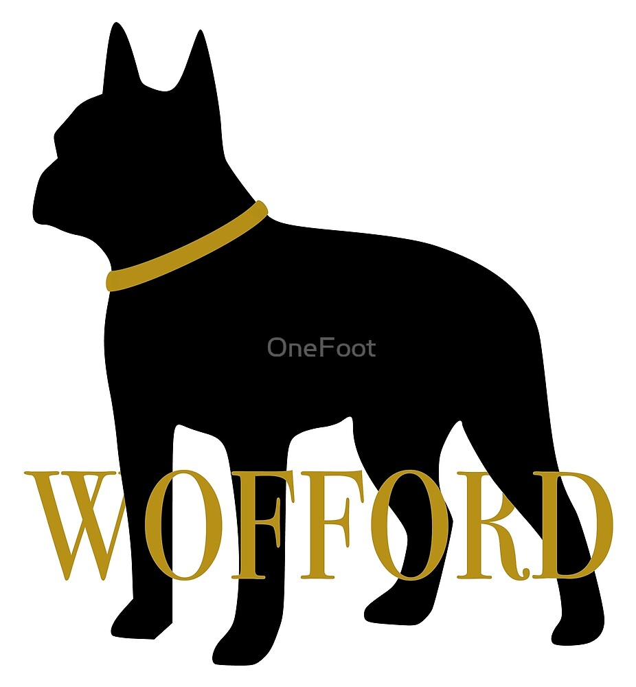 The Wofford Will  by OneFoot